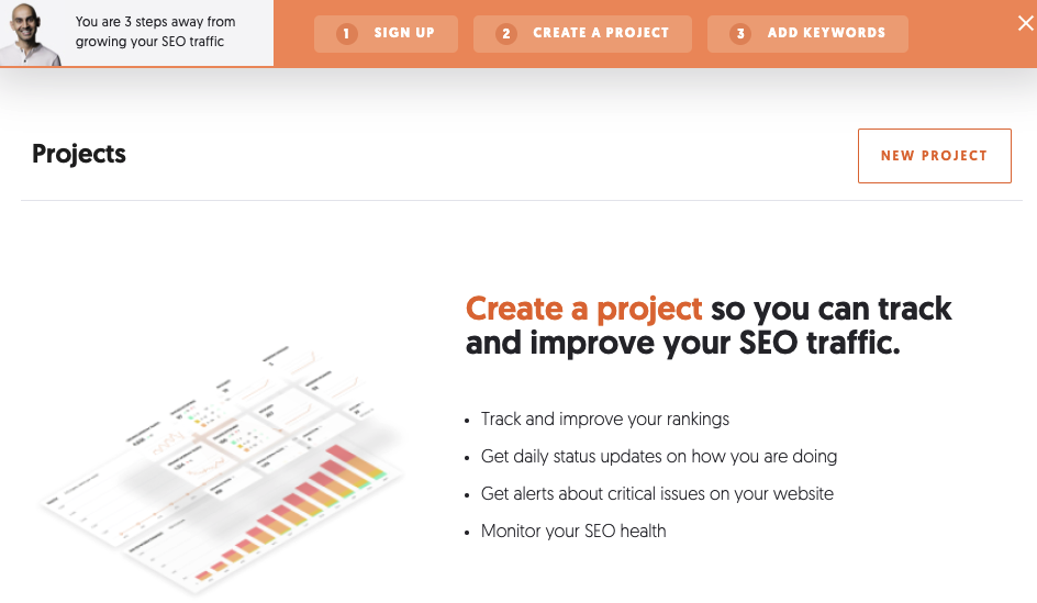 ubersuggest-project-creation-screenshot